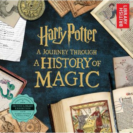 Harry Potter: A Journey Through a History of Magic - List Of Magic Sets