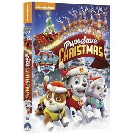 - Paw Patrol: Pups Save Christmas (DVD)