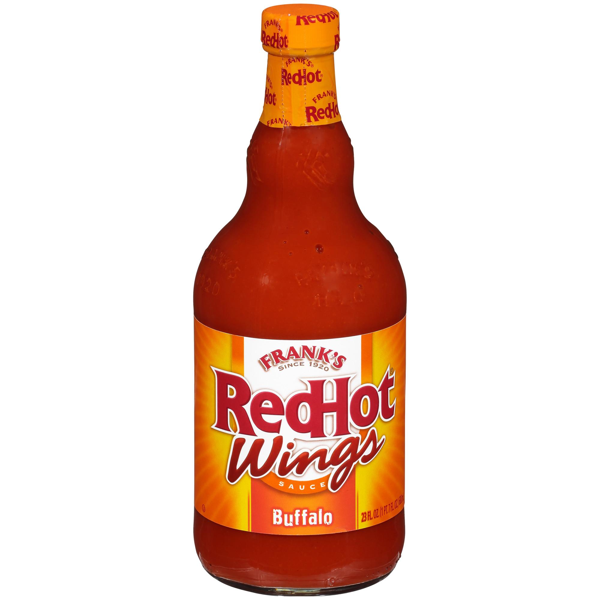 Frank's RedHot Buffalo Wings Sauce, 23 fl oz