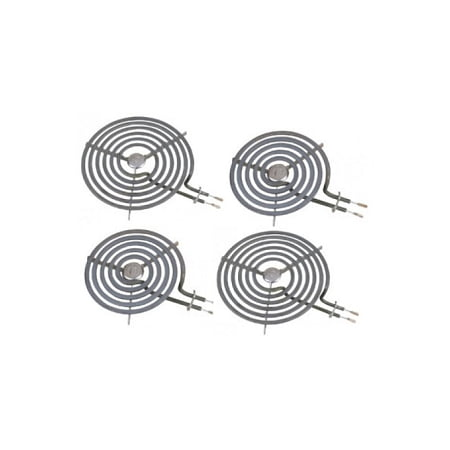 """GE Stove 6"""" & 8"""" Plug In Range Surface Element Replaces WB30M1, WB30M2"""