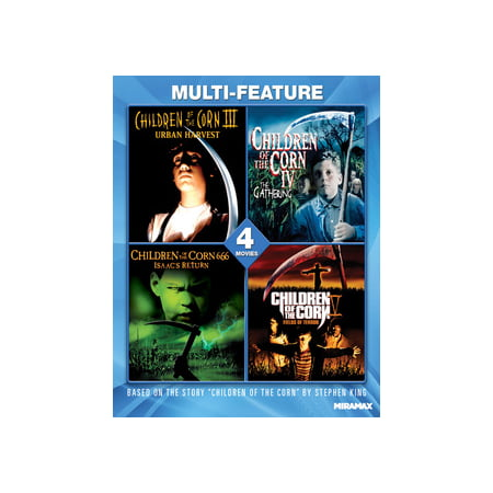 Children of the Corn 4 Film Series (Blu-ray)](Top Childrens Halloween Films)
