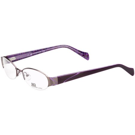 JLo Frames With Case, Plum - Walmart.com
