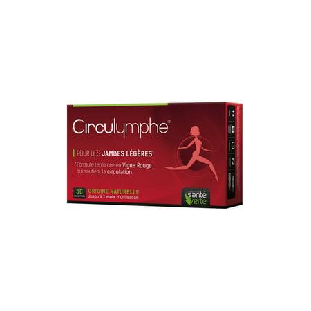 Sante Verte Circulymphe 30 Tablets
