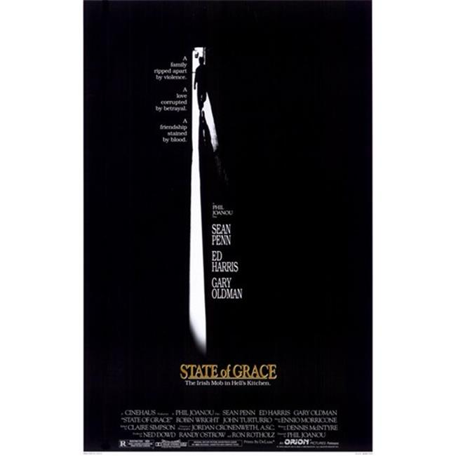 Pop Culture Graphics MOV208885 State of Grace Movie Poster, 11 x 17 - image 1 de 1
