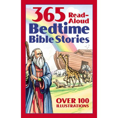 365 Read-Aloud Bedtime Bible Stories - Read Aloud Halloween Books