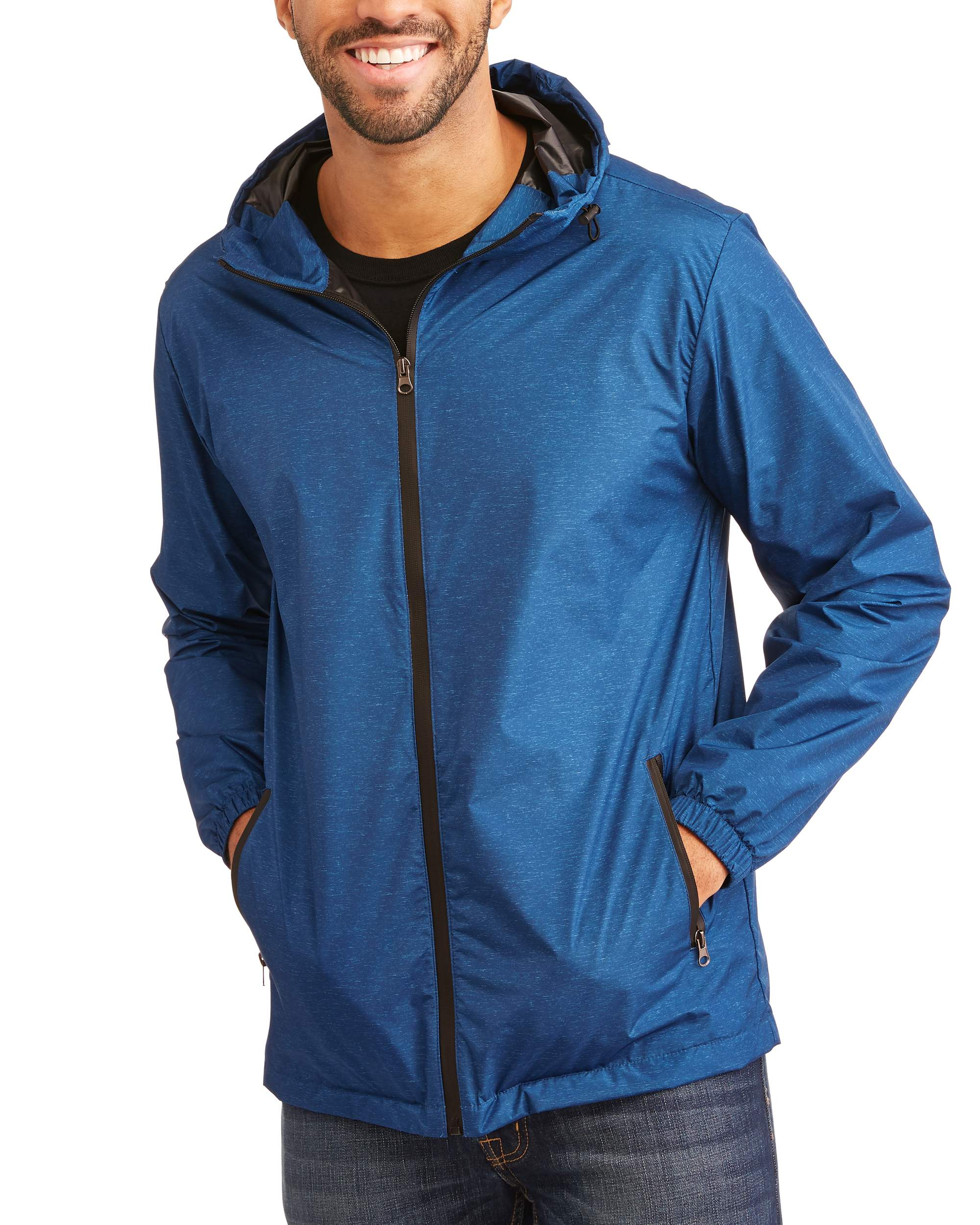 Men's Lightweight Nylon Performance Jacket by
