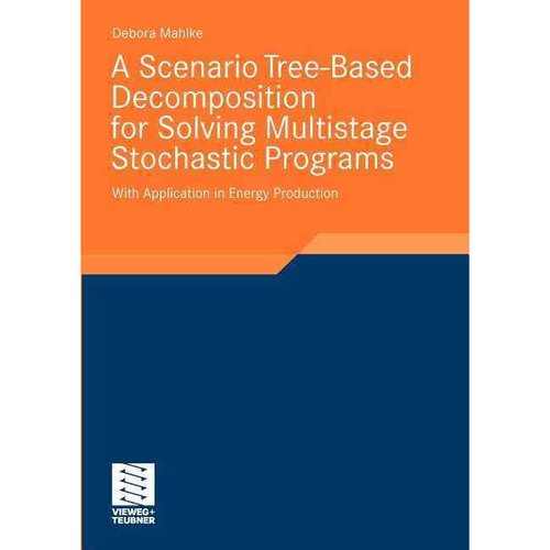 A Scenario Tree-Based Decomposition for Solving Multistage Stochastic Programs: With Application in Energy Production