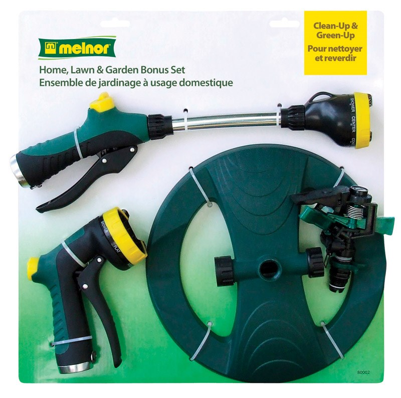 Melnor 3 Piece Watering Set