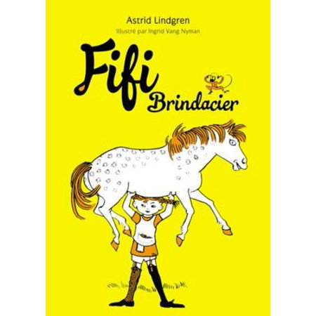 Fifi brindacier - eBook