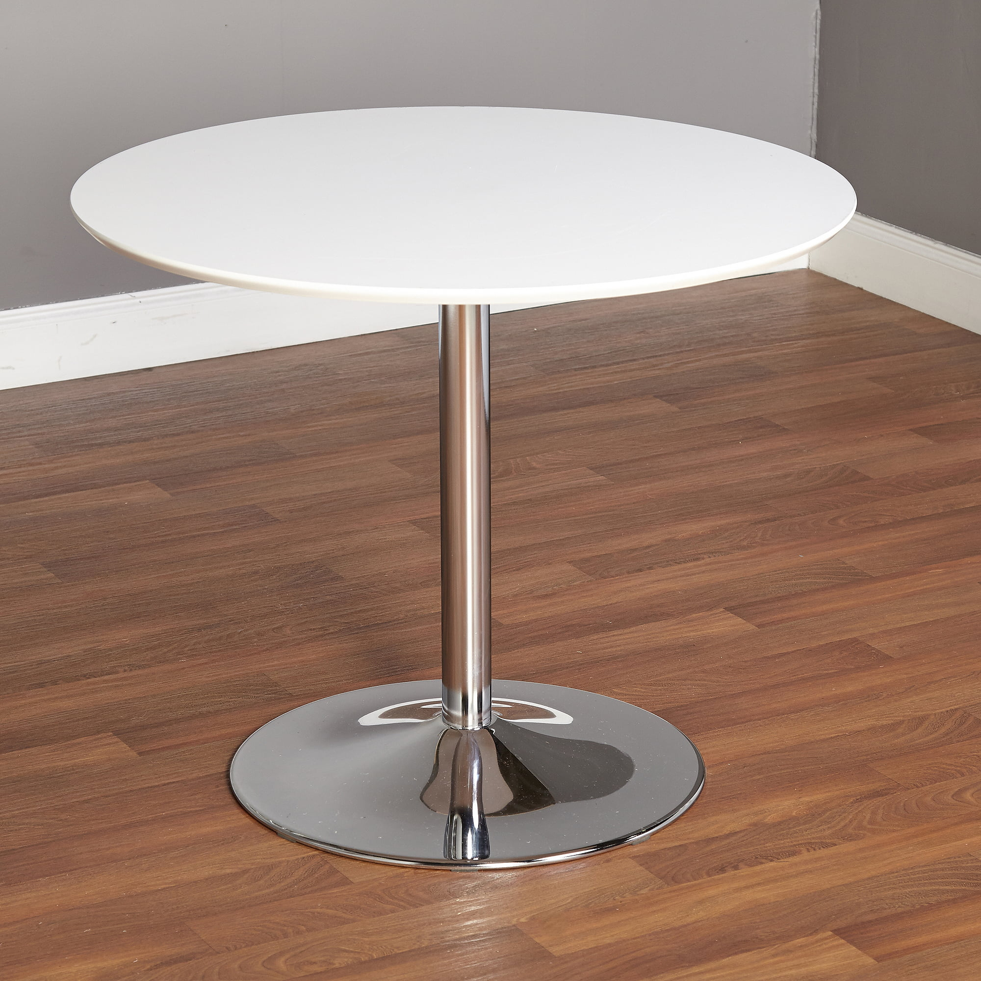 Pisa Dining Table White Walmart