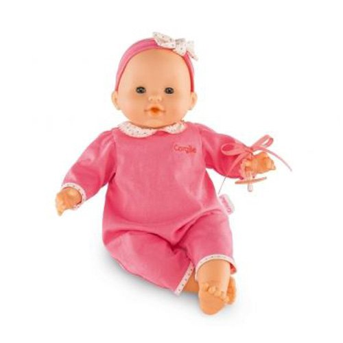 Corolle Mon Bebe Classique Pink 14 in. Doll by Corolle