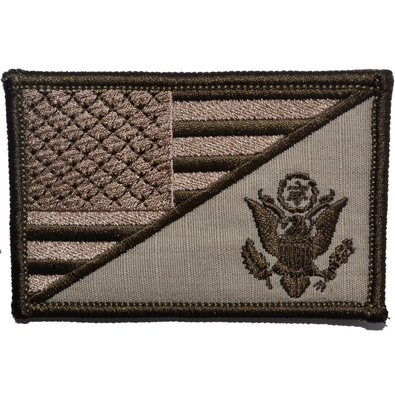 US Army USA Flag - 2.25x3.5 Patch