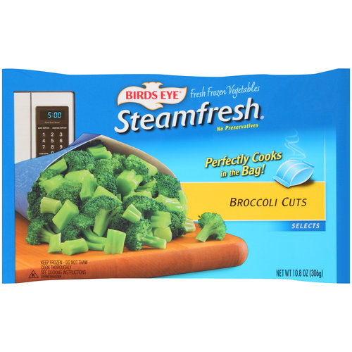 Birds Eye Steamfresh  Broccoli Cuts, 10 Oz
