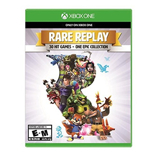Rare Replay, Microsoft, Xbox One, 885370949933
