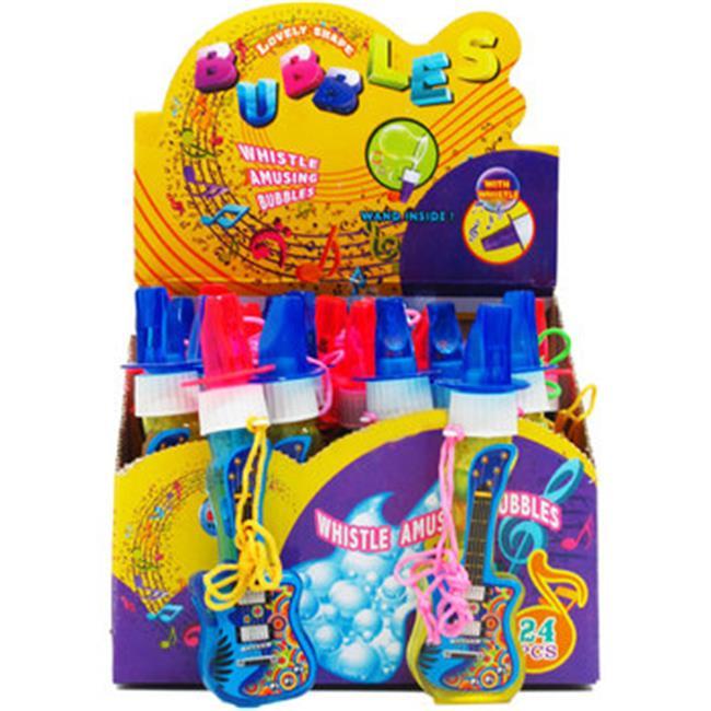 DDI 2267093 Plastic Guitar Bubble Bottles