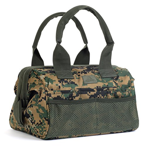 Small Nylon Paramedic Bag - Woodland Digital