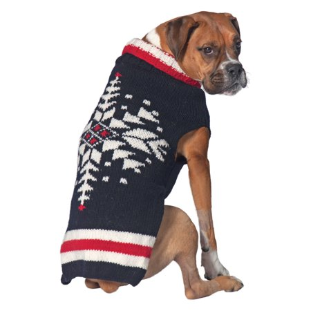 Chilly Dog Ski Team Dog Sweater
