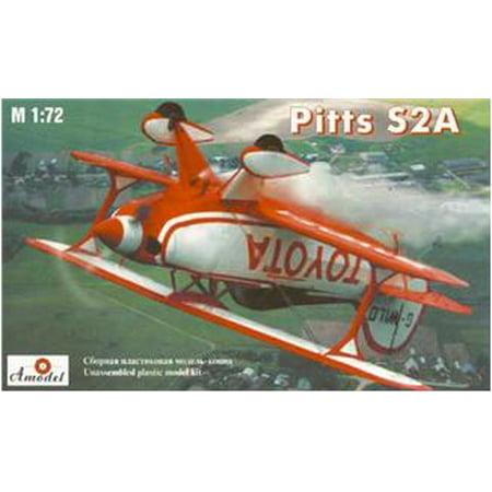 Biplane Collection (1/72 Pitts S2A Aerobatic BiPlane )