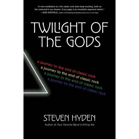 Twilight of the Gods : A Journey to the End of Classic Rock (Billig Wayfarer Style Sonnenbrille)