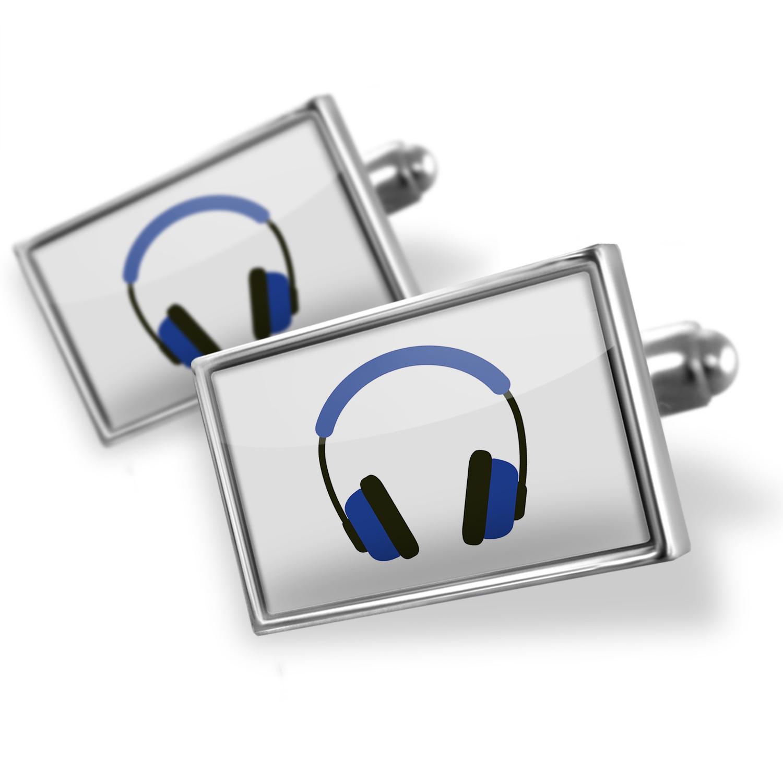 Cufflinks Kids Design Blue Music Headphones - NEONBLOND