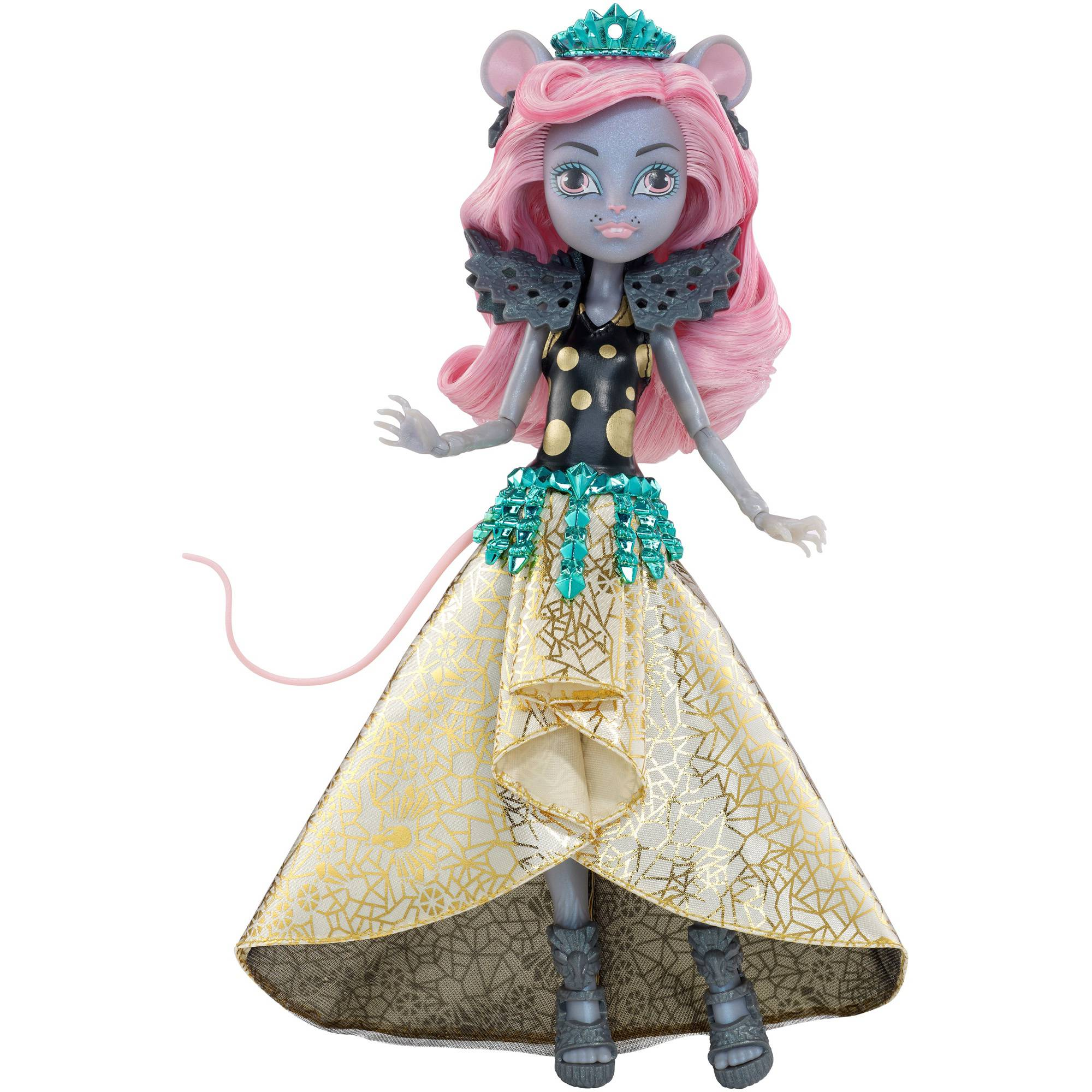 Monster High Boo York Mouscedes King Doll