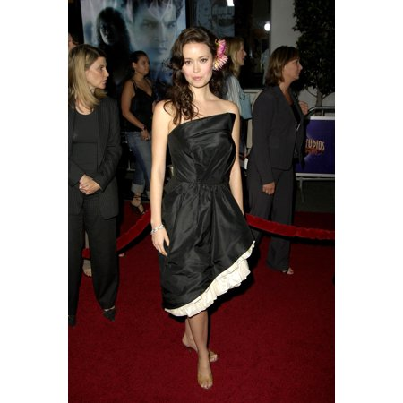 Troy Glaus Photo (Summer Glau At Arrivals For Serenity Premiere Universal City Cinemas Los Angeles Ca September 22 2005 Photo By Michael GermanaEverett Collection Celebrity)