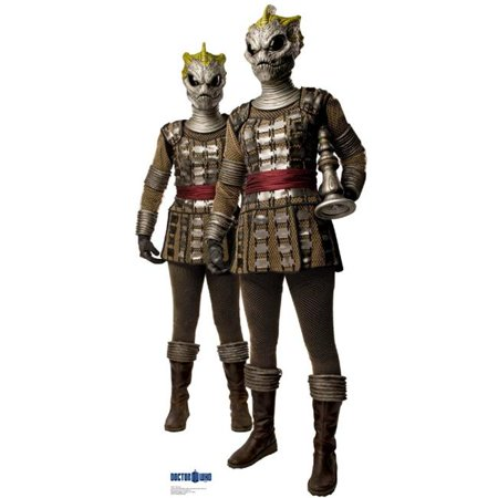 Cardboard Standup 2 Silurians - Doctor Who - image 1 of 1