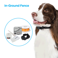 Premier Pet In-Ground Fence with Tone/Beep and Static- Cover up to 5 Acres