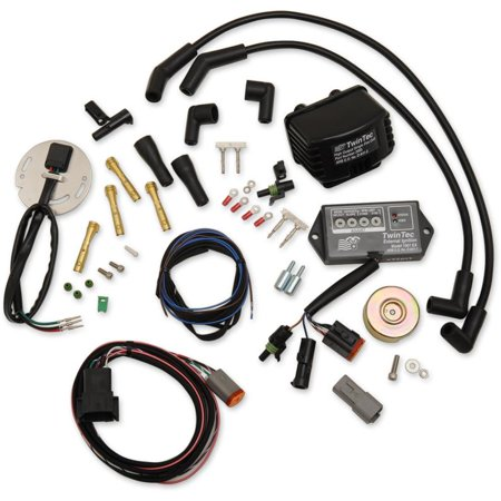 Daytona Twin Tec 3021 V-Twin External Ignition Conversion Ignition System