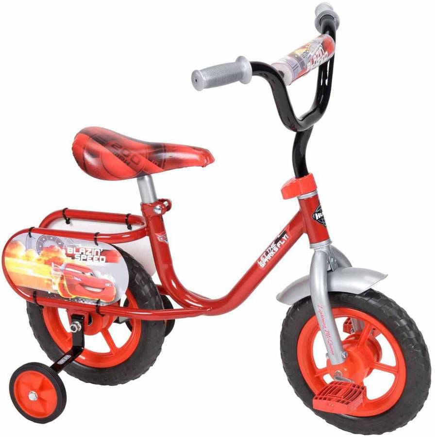 "Huffy 10"" Boys' Disney/Pixar Cars Bike"