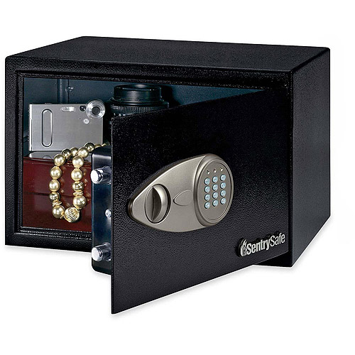 SentrySafe 0.5 cu. ft. Security Safe with Programmable Electronic Lock, X055 by Sentry Group