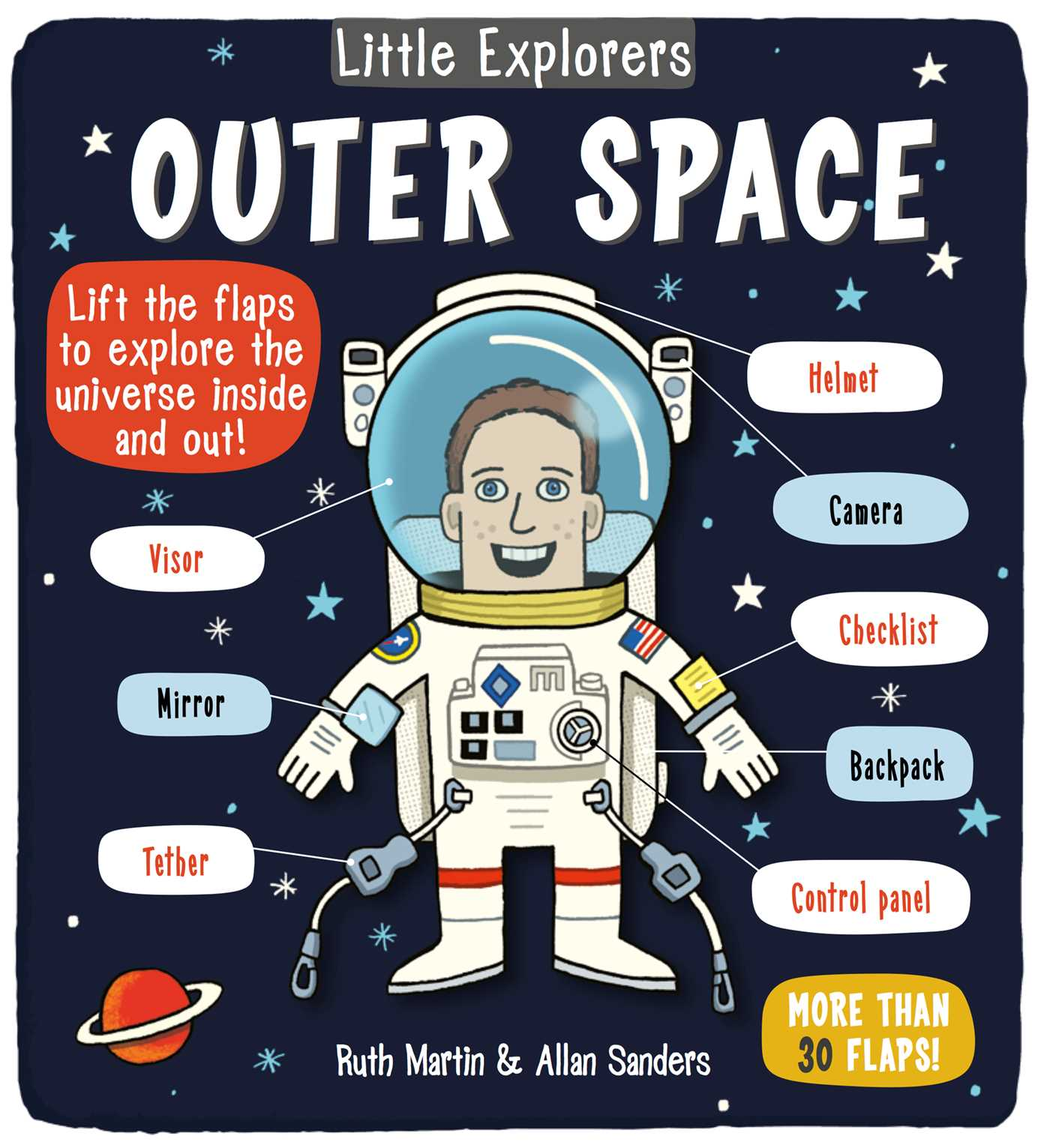 Outer Space (Board Book)