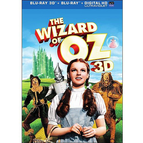 Wizard Of Oz (75th Anniversary) (Metal Case) (3D Blu-ray + Bluray + Digital HD) (With Ultraviolet) (Widescreen)