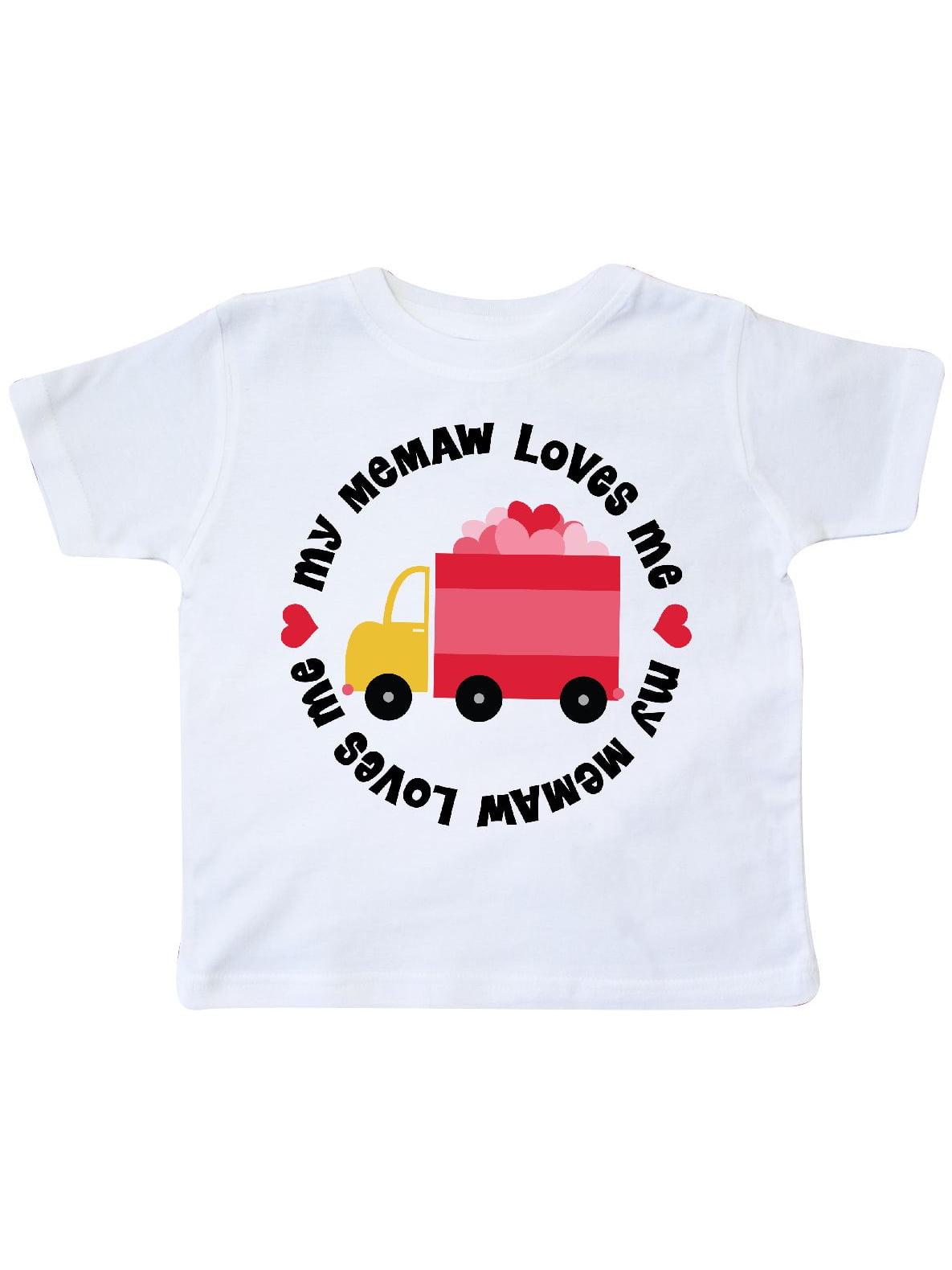 Toddler//Kids Sporty T-Shirt Dont Make Me Call My Memaw