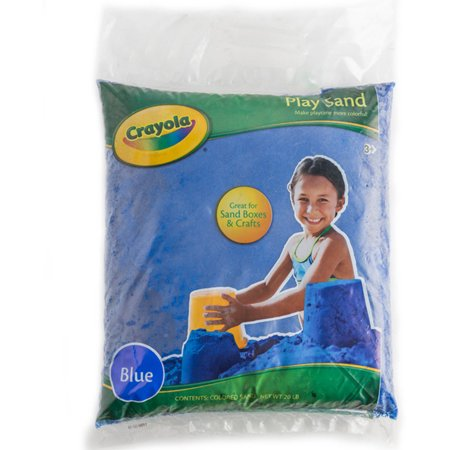 - Crayola 20 lb Bag Play Sand