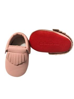 6fa101adb5d Pink Baby Shoes - Walmart.com