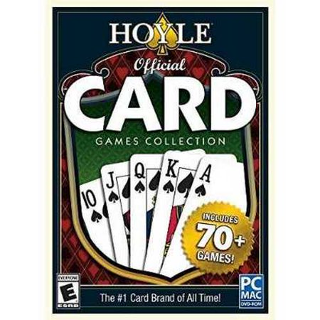 Pc Card Games (Encore Hoyle Official Card Games Collection)