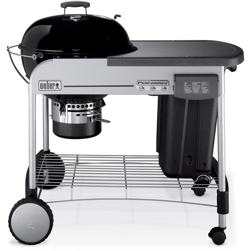 Weber 363 sq. inch Performer Charcoal Grill, Choice of Color