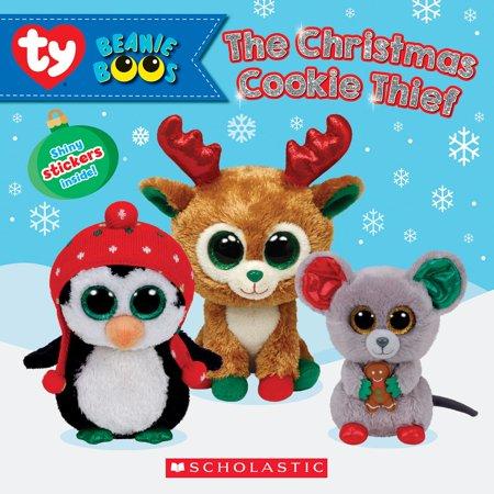 The Christmas Cookie Thief (Beanie Boos: Storybook e-book) - - Boo Halloween Stories Comic
