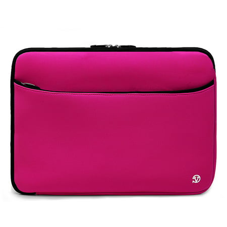 VANGODDY Universal 13 to 14 Inch Laptop Neoprene Trim Design Sleeve Case Cover For Acer / Apple / Asus / Dell / HP / Lenovo / Toshiba and more! (Cool Design Laptop Case)