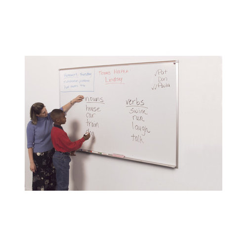Best-Rite Magnetic Wall Mounted Whiteboard