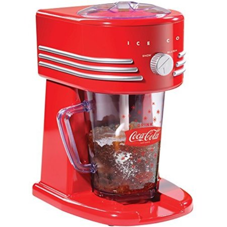 NostagliaCoca-cola coke frozen drink station machine shaved ice maker for your home