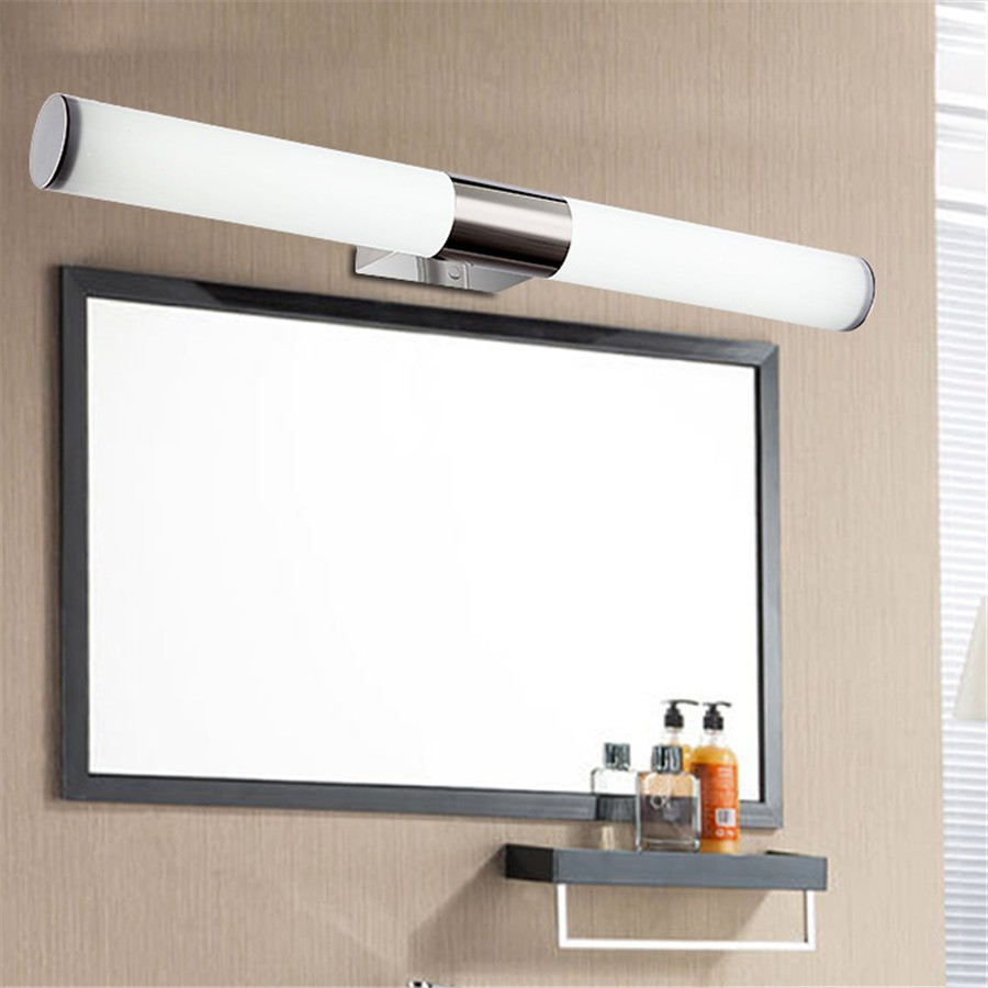 8w Bathroom Lights Wall LED Make-up Lighting Cabinet Mirror Lamp, Cool White by