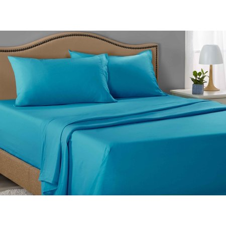 Mainstays 200 Thread Count Fitted Sheet, 1 (Waterford Fitted Sheet)