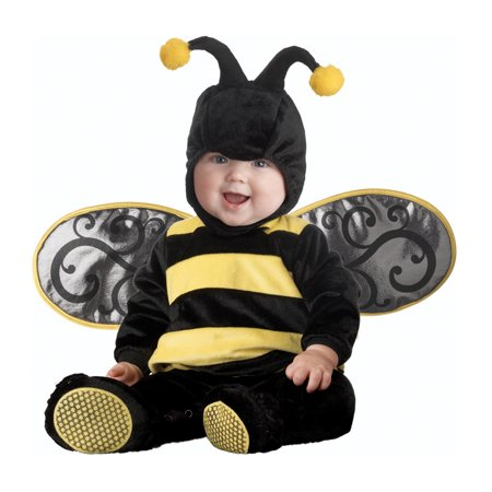 In Character Baby Bumble Bee Infant Halloween Costume 12-18 - Bumble Bee Homemade Halloween Costumes