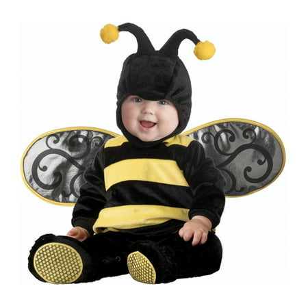 In Character Baby Bumble Bee Infant Halloween Costume 12-18 mos - Infant Bee Costume