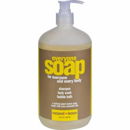 Eo Products Everyone Liquid Soap Coconut And Lemon - 32 Fl Oz - image 1 de 1