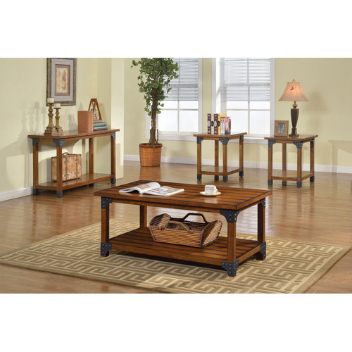 Hokku Designs Galao 3 Piece Coffee Table Set
