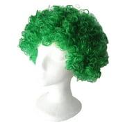 SeasonsTrading Economy Green Afro Wig - Halloween Costume Party Wig