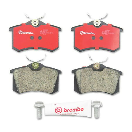 Audi S4 Set - Go-Parts OE Replacement for 2000-2002 Audi S4 Rear Disc Brake Pad Set for Audi S4 (Avant / Base)